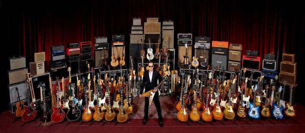 Joe Bonamassa Gibson Guitars(1)