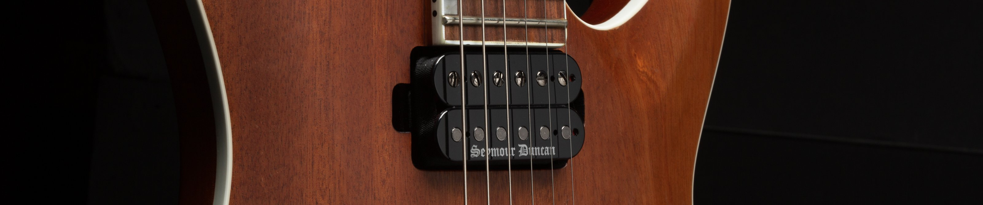 High Output Passive Humbuckers for Metal 11102 91 B Banner