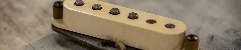 Vintage 60s Stratocaster Pickups 11024 08 Banner
