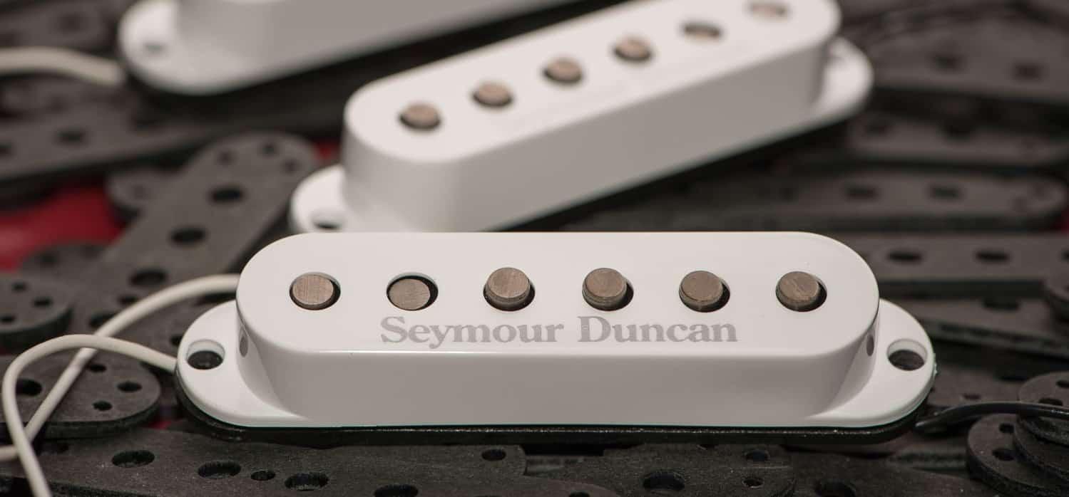 Seymour Duncan Seymour Duncan SSL-5; Hot, Vintage Style, Pure Single Coil  Strat PickupsSeymour Duncan