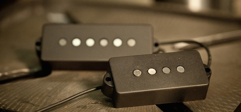 5 string P Bass pickup