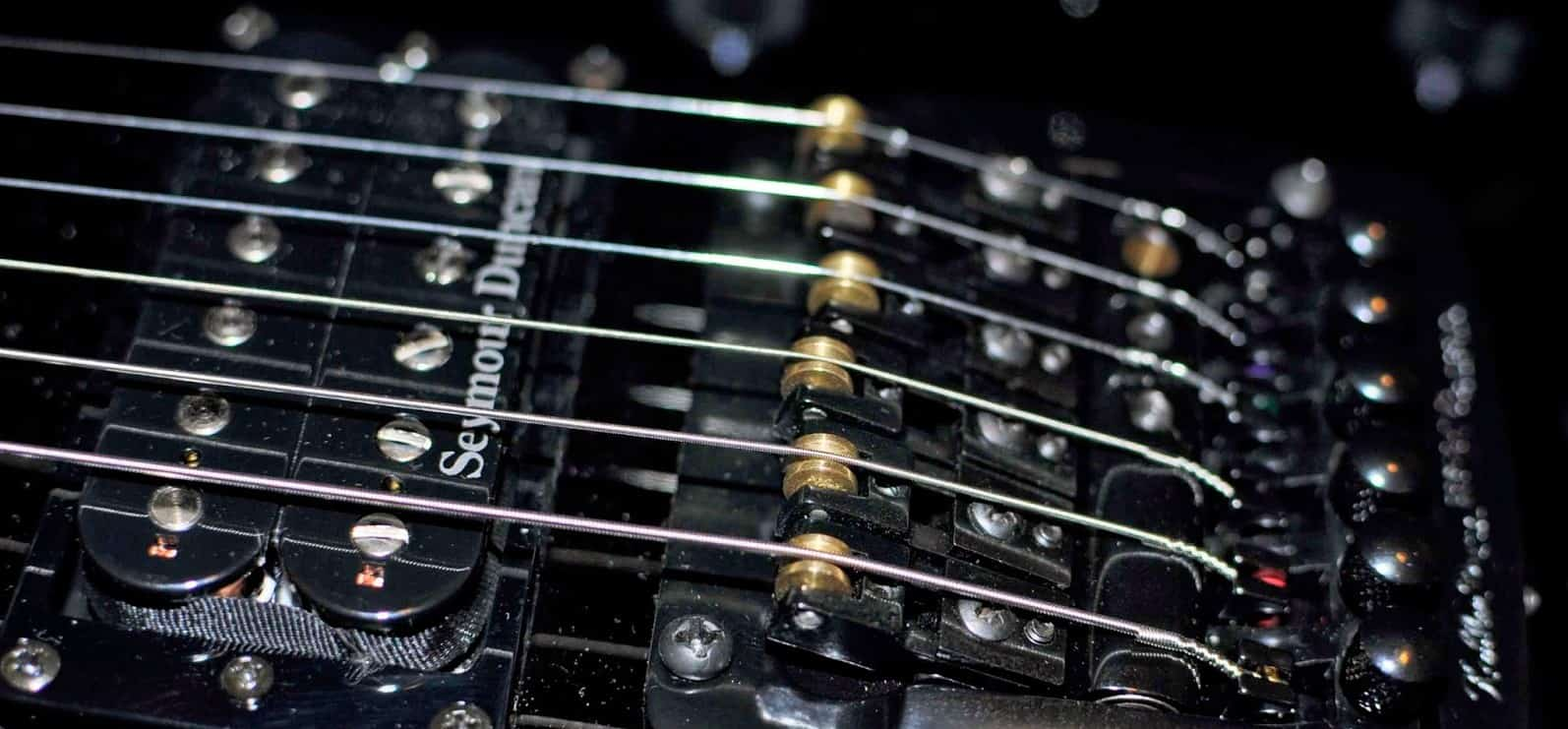 Seymour Duncan Going From A Stop Tailpiece To A Floating Bridge Guitar Pickups Bass Pickups Pedals