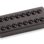 Aggressive Passive Humbuckers 11102 29 P BlkM 8Str