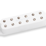 High Output Single Coil Sized Humbucker Pickups 11205 16 W