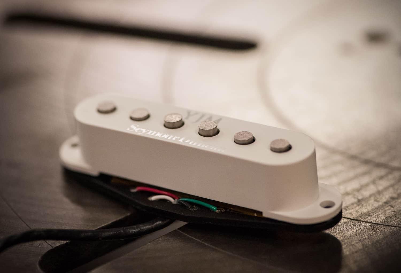 Noiseless Strat Signature YJM Pickups 11203 30 OW lifestyle
