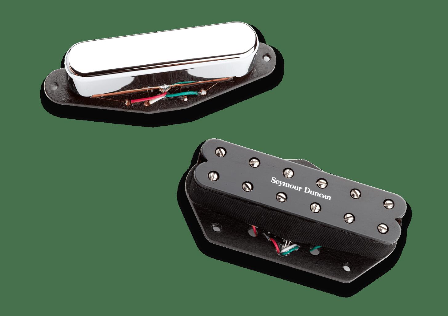 Noiseless Telecaster Pickups