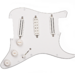 Signature Dave Murray Loaded Pickguard 11550 07 W