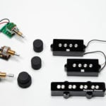 Signature Rex Brown PJ Pickup Set Preamp System 11402 58 lifestyle