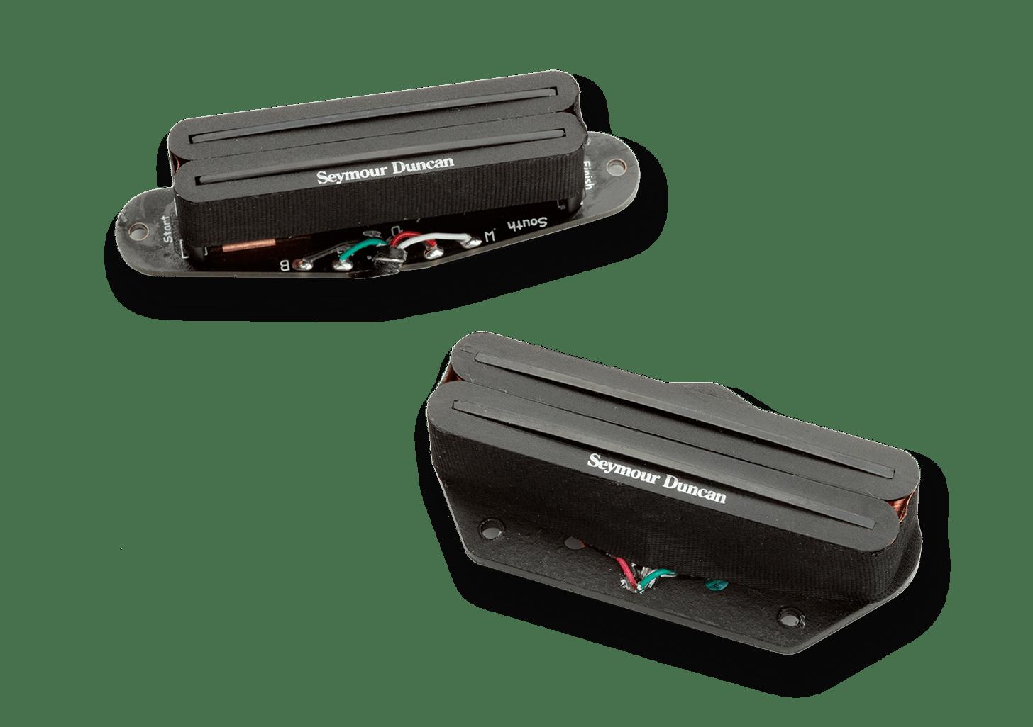Single Coil Sized Humbucker Pickups for Telecaster 11208 03