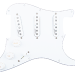 Stratocaster Pickguard 11550 08