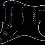 Versatile Stratocaster Pickguard 11550 03 B