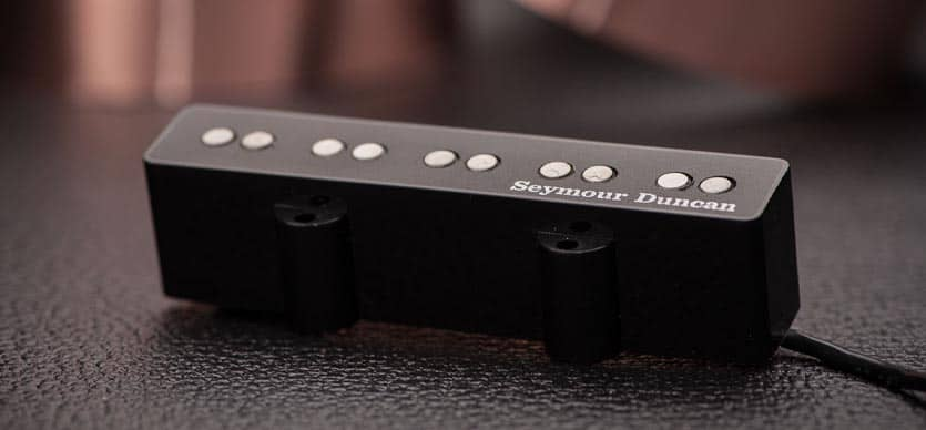 5 string jazz bass pickup